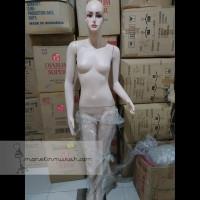Patung Full Body Wanita / Manekin Full body Makeup