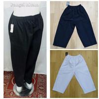 POLOSAN KATUN Celana Sirwal / Pangsi / celana cingkrang Panjang