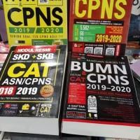 buku tes CAT Terbaru