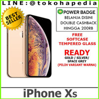 NEW IPHONE XS 64GB 64 GOLD SILVER SPACE GREY / GRAY