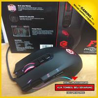 Mouse Gaming Cyborg F3 - Mouse Macro Laptop - Mouse Komputer LED