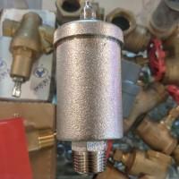 "Air vent valve drat SW 1/2"" inch"