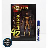 Action Figure Iron Man Mark 42