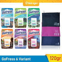 Promo Pouch GoFress Permen Tipis Penyegar Nafas 6pcs