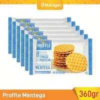 Prosana Proffle High Protein Waffle Mentega isi 6 @60gr