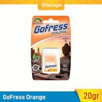 GoFress Permen Tipis Penyegar Nafas (Orange)