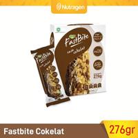 Prosana Fastbite Sereal Bar Tinggi Serat (Box Isi 12 pcs) Coklat