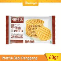 Prosana Proffle High Protein Waffle Sapi Panggang 60gr