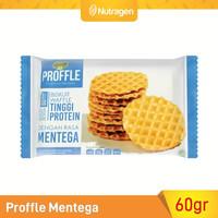 Prosana Proffle High Protein Waffle Mentega 60gr