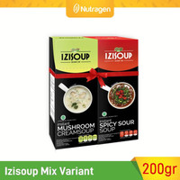 PROSANA IZISOUP Instant Mushroom & Spicy Cream Soup