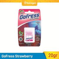 GoFress Permen Tipis Penyegar Nafas (Strawberry)