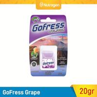 GoFress Permen Tipis Penyegar Nafas (Grape)