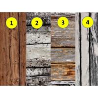 Kertas Scrapbook - Old Wooden 1-4_FFH19 Design