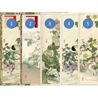 Kertas Scrapbook - Japanese Old Paper 1-5_FFH19 Design
