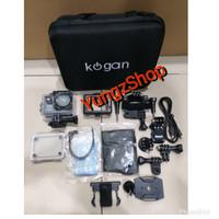 Kogan Wifi Sport Action Camera UHD 4K 16MP ULTRA HD