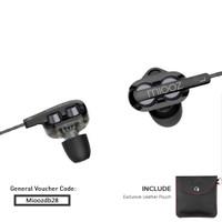 Hippo Miooz Dual Dynamic Drive Earphone DB28