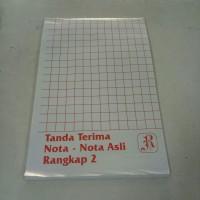 Buku Tanda Terima Nota Asli / Faktur NCR 2 Ply