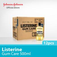 Listerine Gum Care 500ml - 12pcs