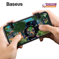 Baseus Handphone HP Gaming Trigger for PUBG Rules of Survival Phone