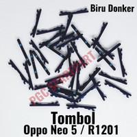 Tombol 1 buah Volume Oppo Neo 5 - R1201 - Button Casing Plastik