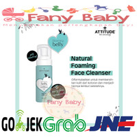 ATTITUDE Blooming Belly Natural Foaming Face Cleaner (150ml)
