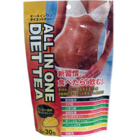 All-In-One Diet Tea 30 packets Mango
