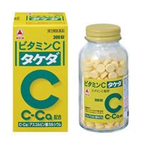 Takeda VitaminC 300 Tablets Vitamin C C-ca Supplement Japan