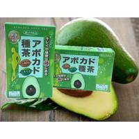 Twin Leaf Tea Avocado Seed Tea 5gx14 Diet Tea Teh Biji Alpukat