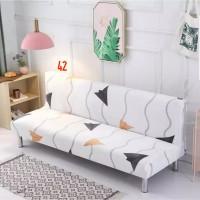 Sarung Sofa bed uk : 180cm-210cm
