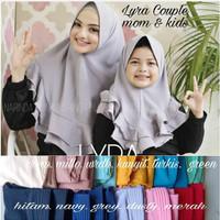 Liyra couple hijab ( 90rb dapet 2 hijab)