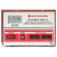 Stabilizer Matsugawa 500VA Garansi 1 Tahun Semarang