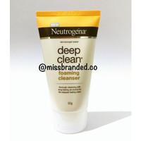 Neutrogena Deep Clean Foaming Cleanser 50g