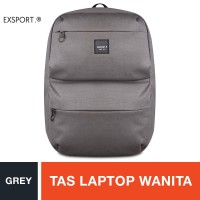 Exsport Zunion Laptop Backpack - Grey