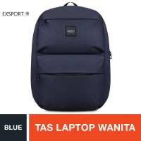 Exsport Zunion Laptop Backpack - Blue