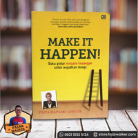 Make It Happen! - Prita Hapsari Ghozie Buku Preloved