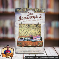 The Journeys 2 : Cerita dari Tanah Air Beta - Alanda Kariza Preloved