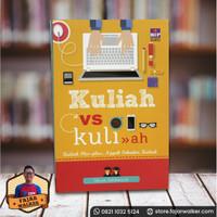 Kuliah vs Kuli-ah - Miyosi Ariefiansyah Buku Preloved