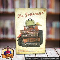 The Journeys - Buku Travelling Preloved