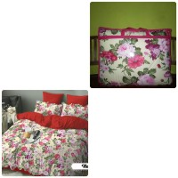 BedCover Katun HomeMade murah ukuran kasur no 1 Kinglebar 180
