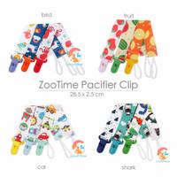 ZOOTIME 3pcs Pacifier Clip