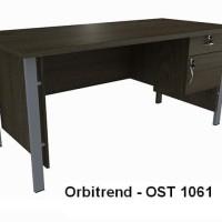 Meja 120cm Orbitrend Ost 1061 Beech/Brown