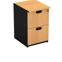 Filling Cabinet Kayu Uno UFL 128