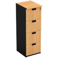 Filing Cabinet UNO Classic 4 Laci UFL 1234