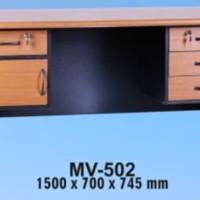 Meja VIP MV 502 A Teakwood