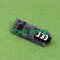 Locked Loop Digital FM Stereo Transmitter Module Radio Receiver AK87