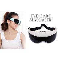 Eye Massager I-Zen alat terapi pijat mata capek Blue Idea Unik Murah
