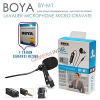 Microphone Mic Clip On Boya BY-M1 Lavalier