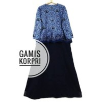 Jual Batik Wanita Seragam Batik Di Jakarta Pusat Harga Terbaru