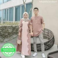 GISEL COUPLE   BAJU COUPLE MUSLIM   SET BAJU COUPLE