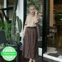 Setelan baju Muslim wanita / Setelan Blouse wanita